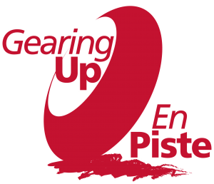 Gearing Up logo